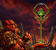 Eredar Wand of Obliteration by DaveAllsop