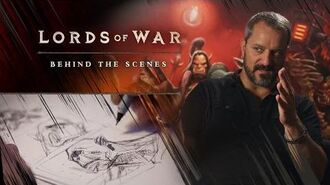 Lords of War Behind the Scenes - Story