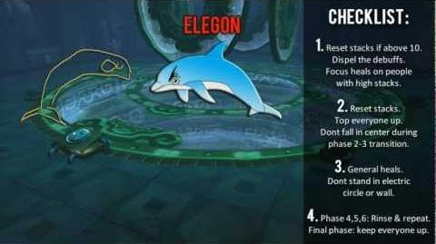 """Elegon"" HEALER Guide → Boss 5 6 of Mogu'shan Vaults"