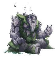 Gigante de la montaña