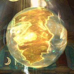 Вид Восточных Королевств на глобусе в <a class=