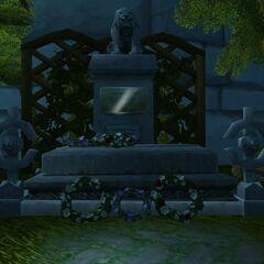 Мемориал Тиффин в Штормграде