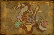Carte Coeur du Magma