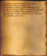 L'Alliance de Lordaeron 4