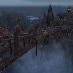 Czarnogłazowy most