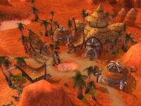 Manuel des trolls - Village de Sen'jin