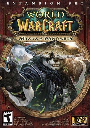 World of Warcraft - Mists of Pandaria Box Art (1)
