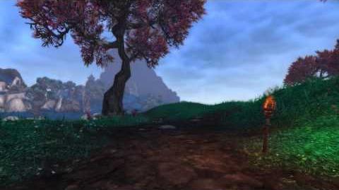 Mists of Pandaria Désert de Tanglong