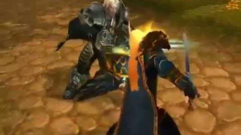 11- Warcraft 3 Historia - Español - La Senda de los Malditos parte 5 (World of Warcraft Lore)