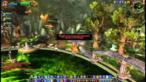WoW CoT Well of Eternity Patch 4