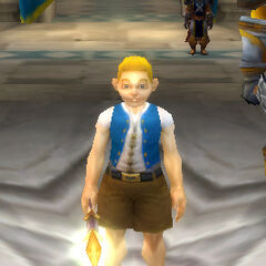 Prince Anduin in-game