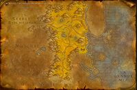 Les Tarides map Classic