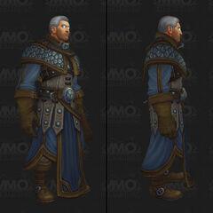 Кадгар в Warlords of Draenor