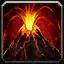Ability rhyolith volcano