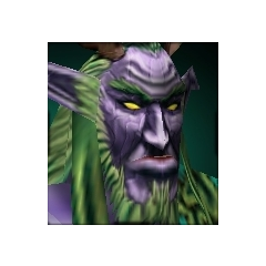 Cenarius as seen in <i>Warcraft III</i>.