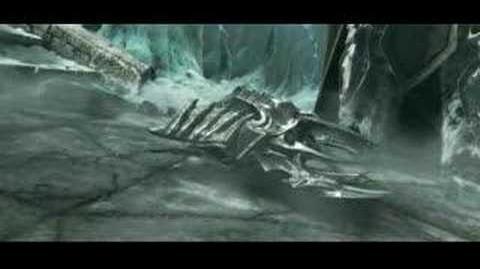 Cinematique de fin Warcraft 3 TFT FR