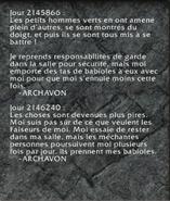 Journal d'Archavon 4
