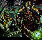 Ashbringer Four Horsemen