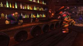Bar im 'Gebrochenen Hauer'