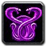 Inv bijou purple