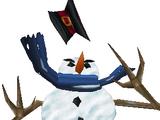 Набор снеговика