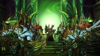 World of Warcraft Legion — Судьба Азерота