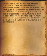 L'Alliance de Lordaeron 1