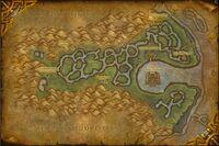 Marais des Chagrins map cata