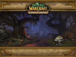 Mists of Pandaria Isle of Thunder loading screen