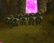 Die Orcs kommen nach Azeroth