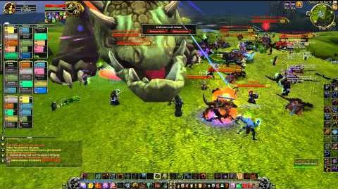 Galleon (world boss in World of Warcraft - Mists of Pandaria Beta)