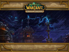 Throne of Thunder loading screen