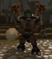Baine Elemental Unrest