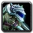 Ability mount ridingelekkelite blue