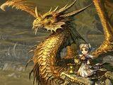 Род бронзовых драконов