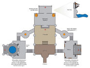 Temple of the Jade Serpent Dungeon Layout
