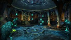 WoW Legion Казематы Стражей Скриншот 1