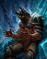 Bolvar Lich King Cata Loading