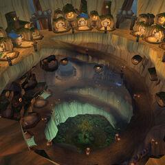 Wnętrze Grizzlemaw