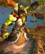 Thrall Lost Isles Rescue
