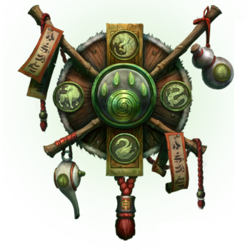 Symbol Mnicha