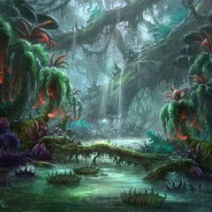 Танаанские джунгли