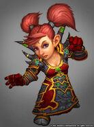 Gnome(féminin)
