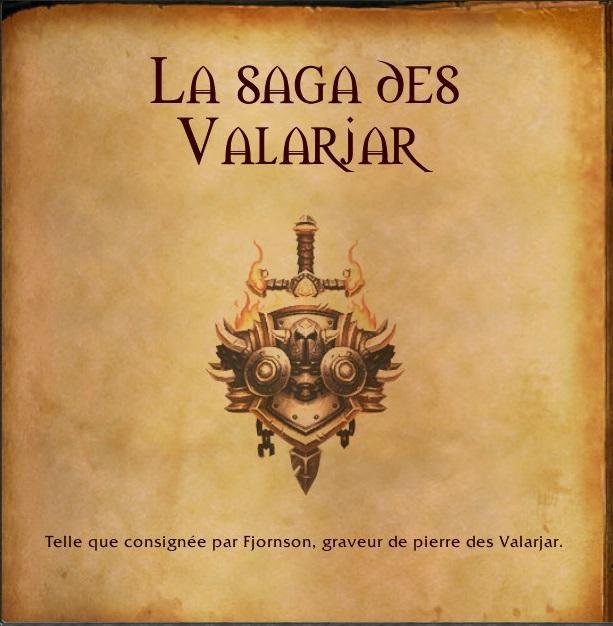 La saga des Valarjar