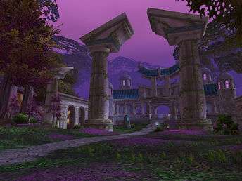 Nightelf-city