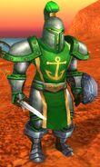 Soldat du donjon de Tiragarde