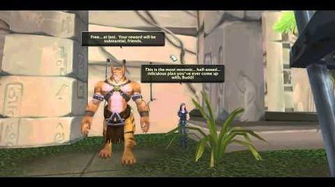 ▶ World of Warcraft - Uldum quest guide! - TGN.TV
