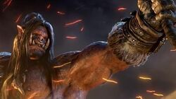 Cinématique de World of Warcraft Warlords of Draenor