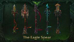 Eagle Spear Artefakt Preview