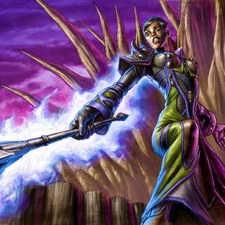 Похищение маны: От чернокнижников исходит огромная власть в способности поддерживать комплексные ритуалы.